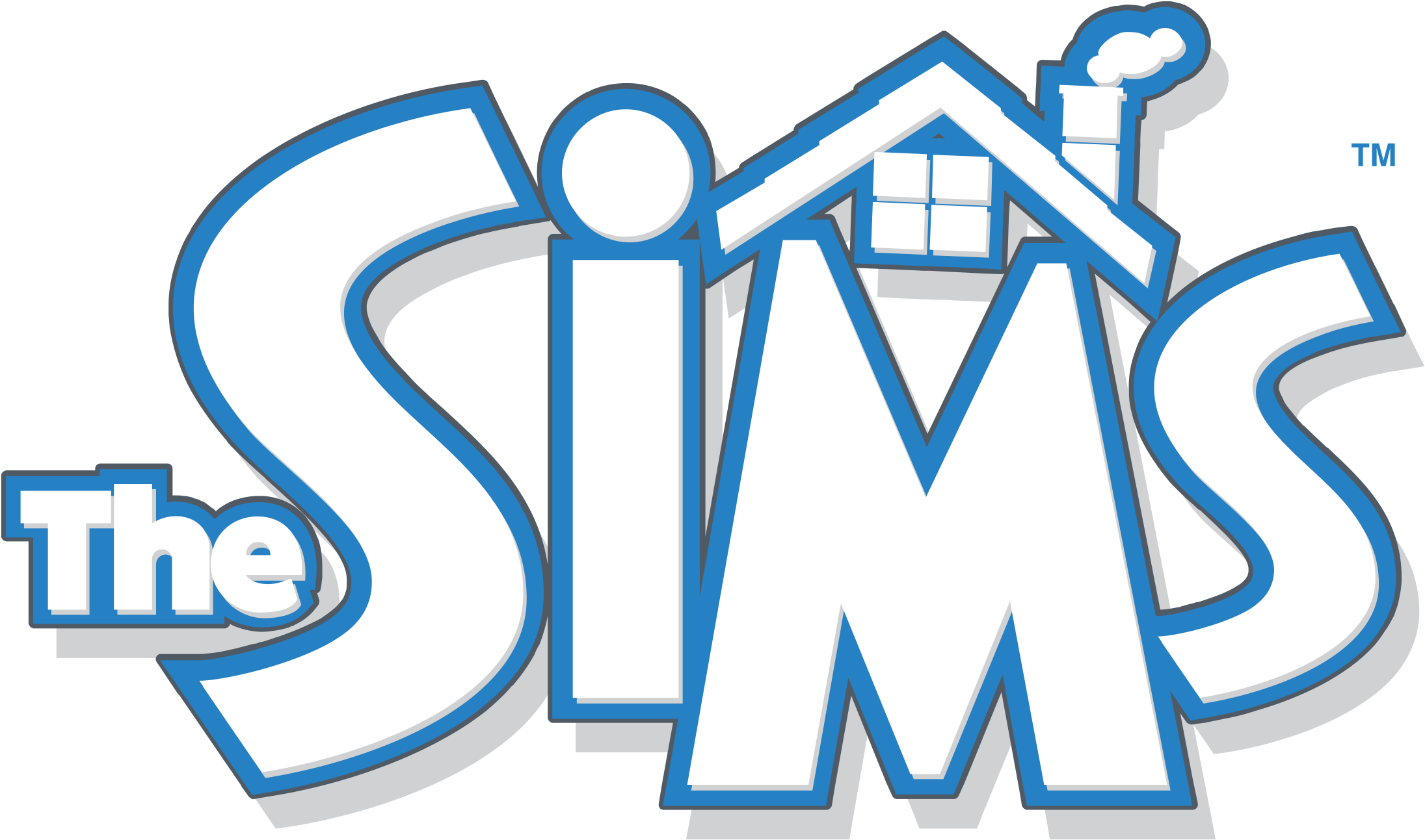 The Sims Series Logopedia The Logo And Branding Site
