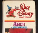 Alice in Wonderland (video)