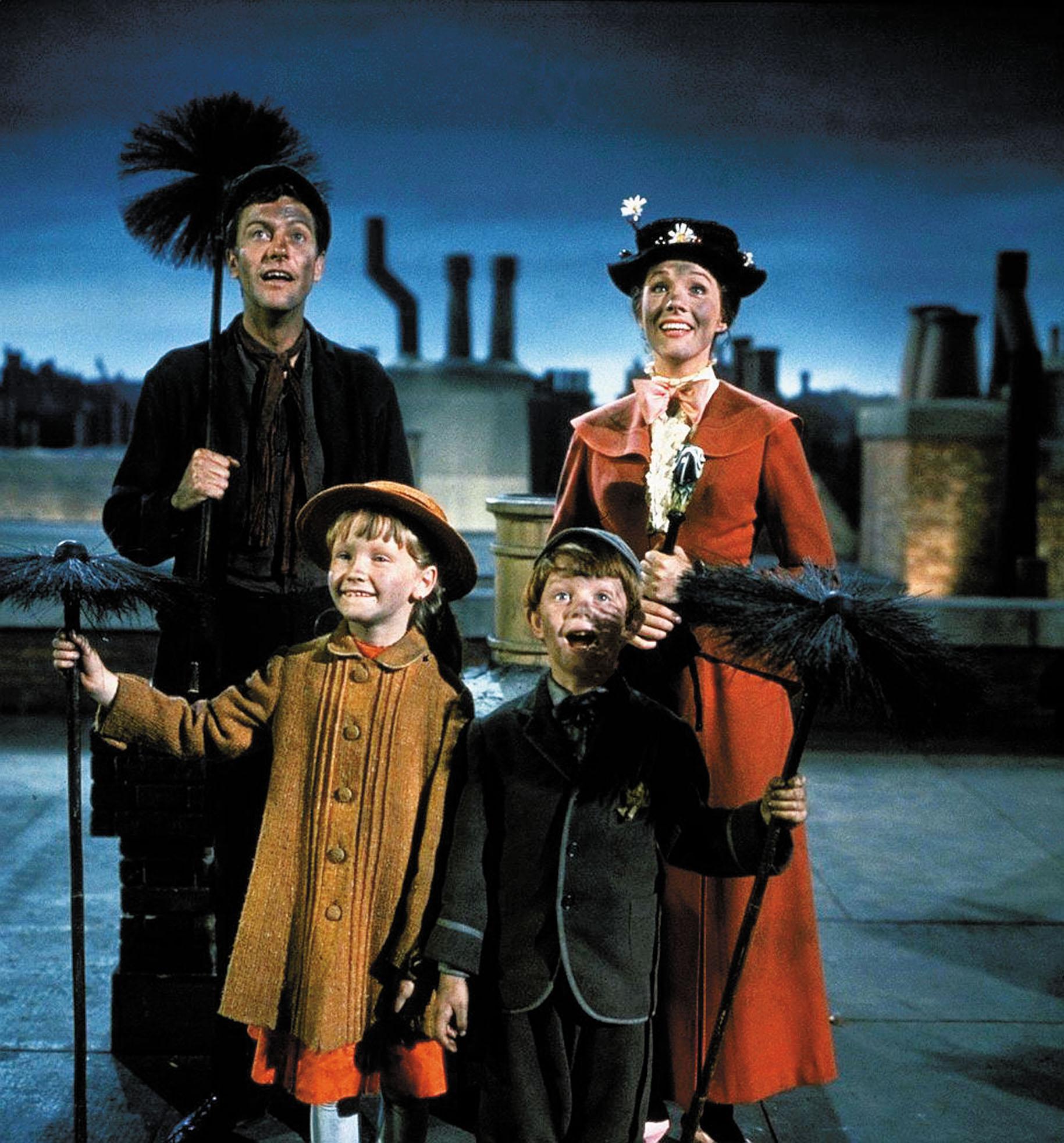 Mary Poppins (film version) - Liberapedia