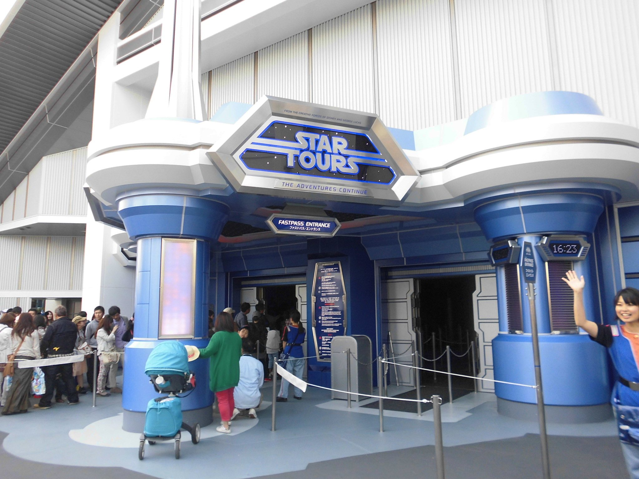 Star Tours Adventures Continue Wiki