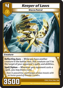 Keeper of Laws (7CLA)