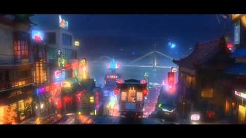 """First Footage from Disney Animation's """"Big Hero 6"""""""