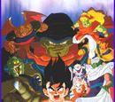 Goku es un Súper Saiyajin