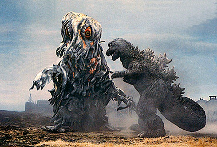 Gozilla vs. the Smog Monster