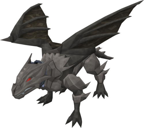 osrs iron dragon slayer guide