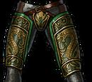 Anonymous General's Legplates