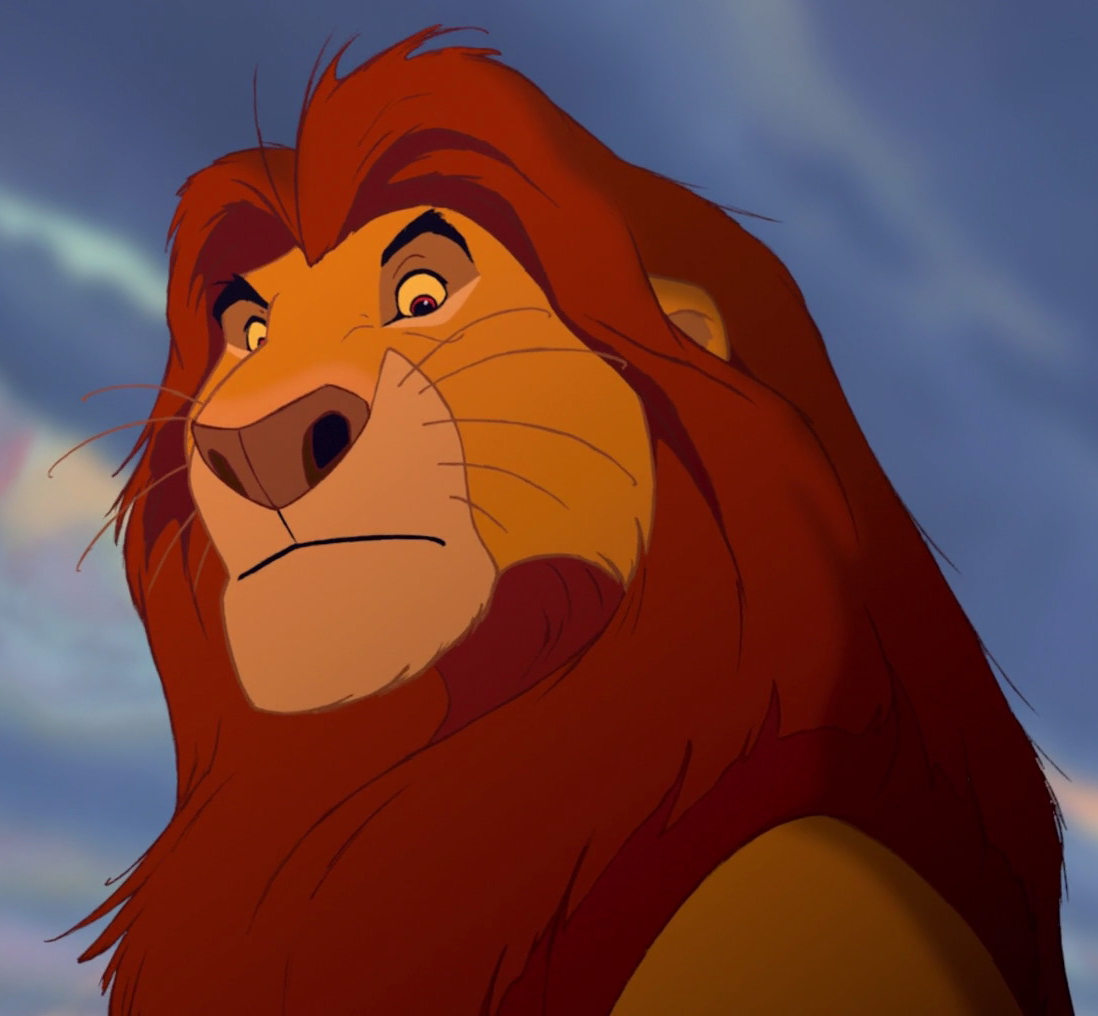 Leadership In The Lion King The Lion King Mufasa