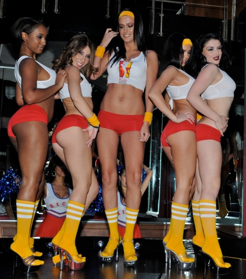Where to see midget strippers new york city