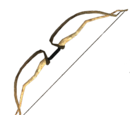 Kościany łuk