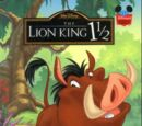 The Lion King 1½ (Disney's Wonderful World of Reading)