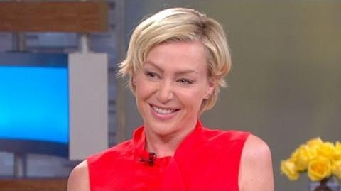 'Arrested Development' Star Portia de Rossi on Show's Return, Life With Ellen Interview 2013