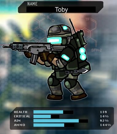 Strikeforce heroes 2 engineer