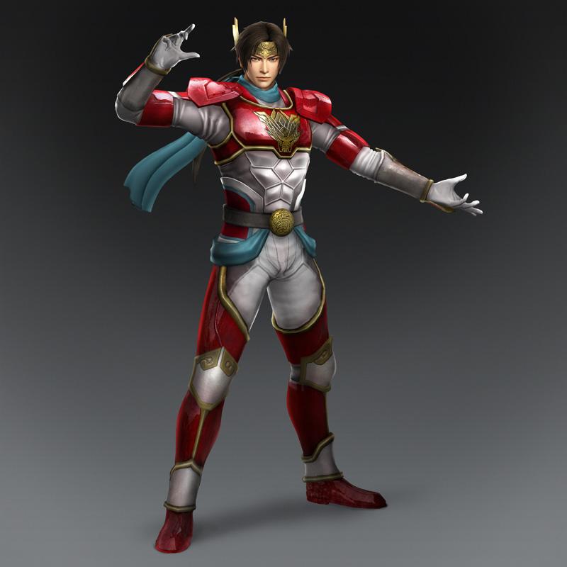Warriors Orochi 4 Dlc: Zhao Yun Job Costume (DW8 DLC).jpg