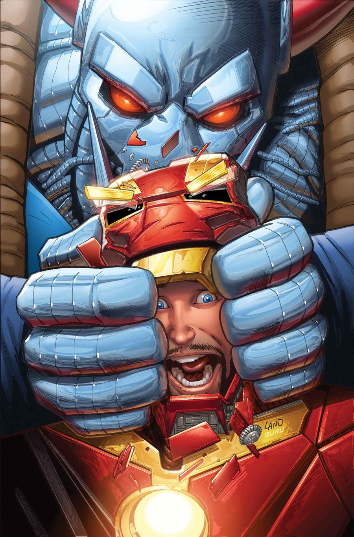 iron man vol 5 14 marvel comics database