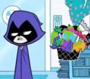 Teen Titans Go! (TV Series) Episode: Laundry Day