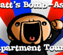 Matt's Bomb-Ass Apartment Tour!