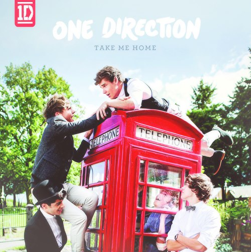 Image - One-Directions-new-album-cover.png - One direction ... One Direction Taken Cover