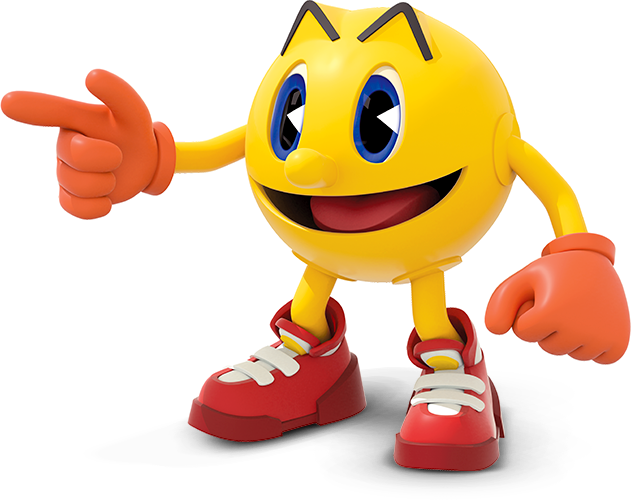 Pac Man Hungers For Battle Smashbros