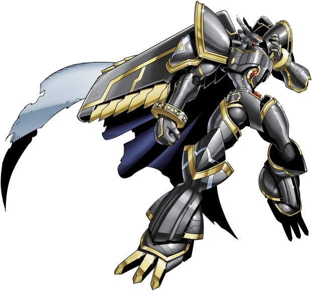 [FANFIC] Digimon Tamers: X Generation Alphamon_(Re-Digitize)_bandai