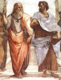 Plato aristotel 1