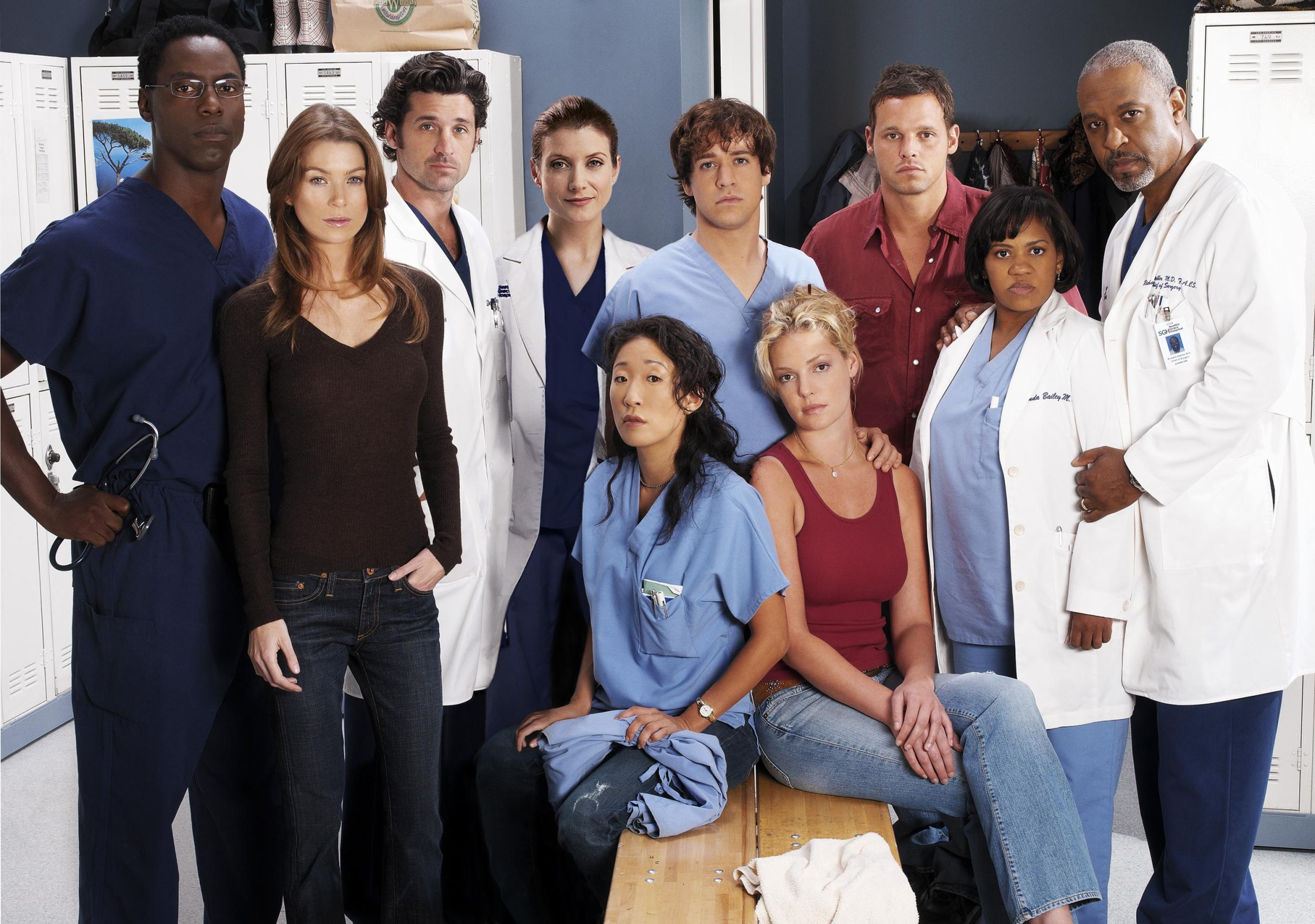 Season 2 (Grey's Anatomy) - Grey's Anatomy and Private ...