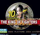 The King of Fighters 10th