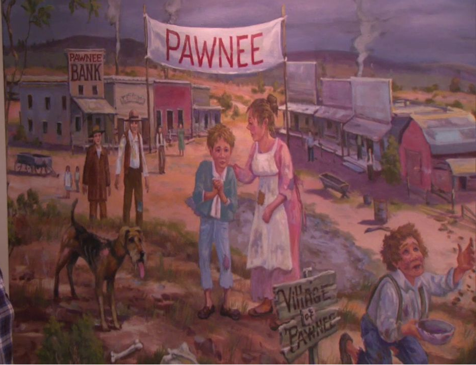 Pawnee City Hall Parks And Recreation Wiki