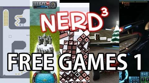 Nerd³'s Free Games Extravaganza!