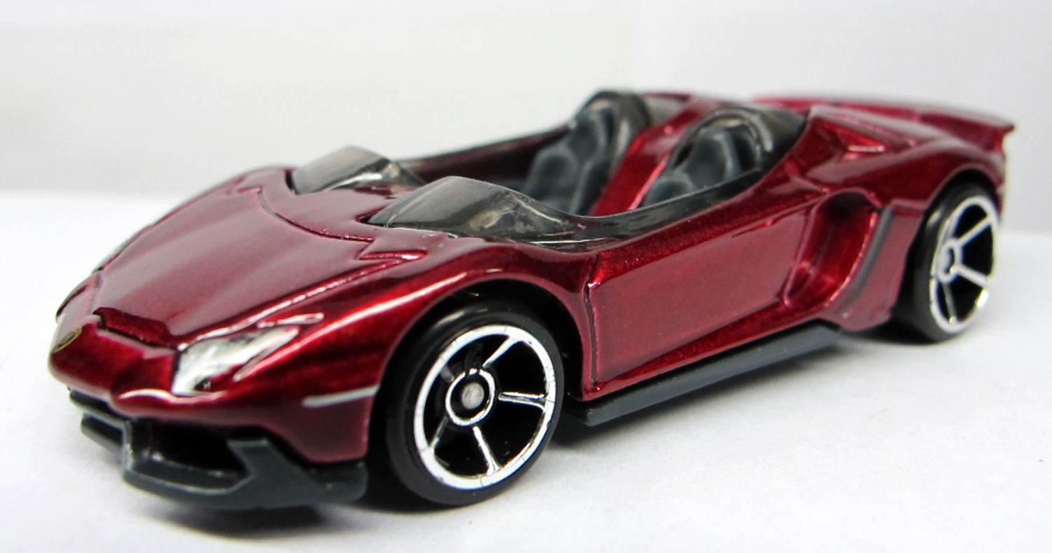image lamborghini aventador j red hot wheels wiki. Black Bedroom Furniture Sets. Home Design Ideas
