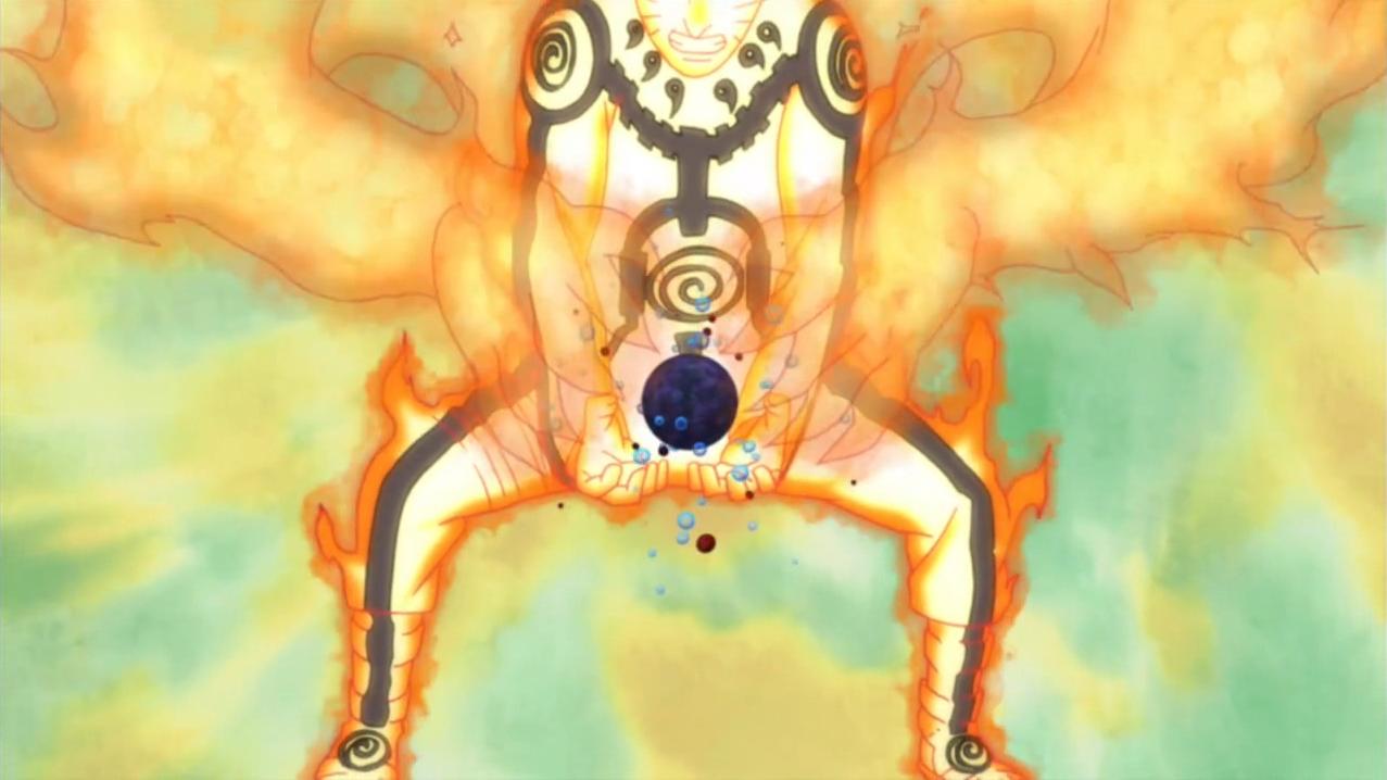 [FP] Uzumaki Naruto Naruto_-_Biju_Rasengan