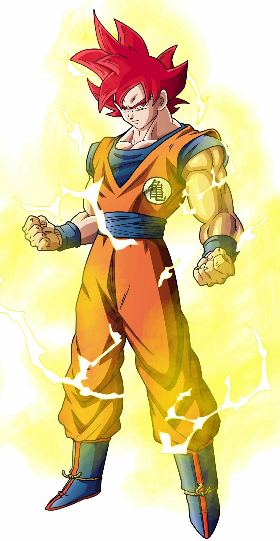 Son Goku Dios Dragon - Dragon Ball Fanon Wiki