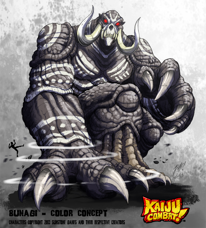 Kaiju Combat Bunagi By Kaijusamurai-d602wia.jpg