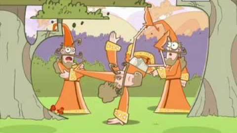 King Arthur's Disasters (TV, 2005)