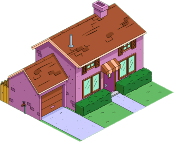 Purple House The Simpsons Tapped Out Wiki