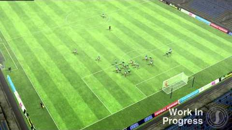Football Manager 2013 Video Blog Match Engine 1 (English version)