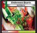 Cindermoss Quartz