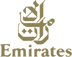 Emirates Airlines was launched in 1985  Its original livery and    Emirates Airways Logo