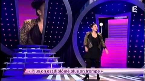 Plus on est diplômé plus on trompe
