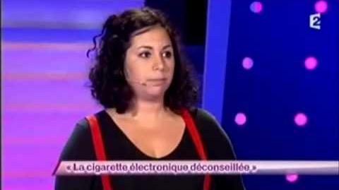 La cigarette électronique déconseillée