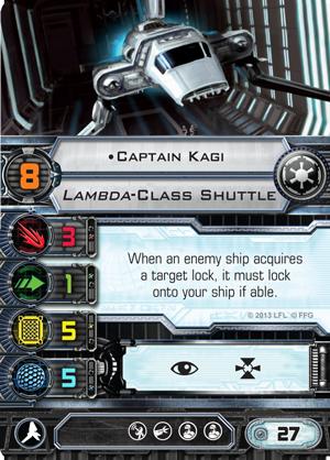 Captain Kagi X Wing Miniatures Wiki