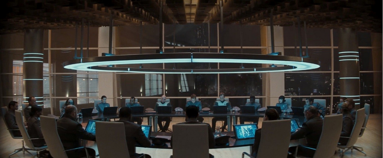 Daystrom Conference Room Memory Alpha The Star Trek Wiki
