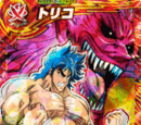Toriko Data Carddass/T4