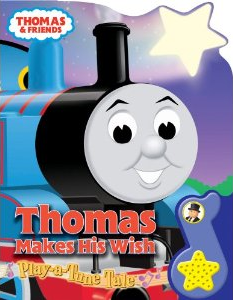 Thomas Makes His Wish (2007, Hardcover)