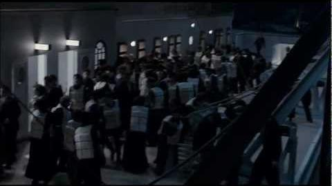 Titanic (2012) Miniseries - Sinking Sequence (FULL)