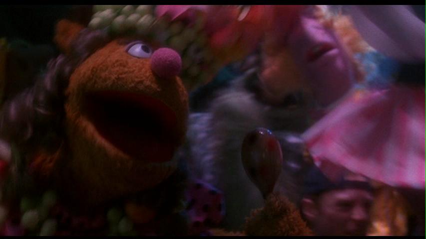 Muppet Treasure Island Movie Mistakes