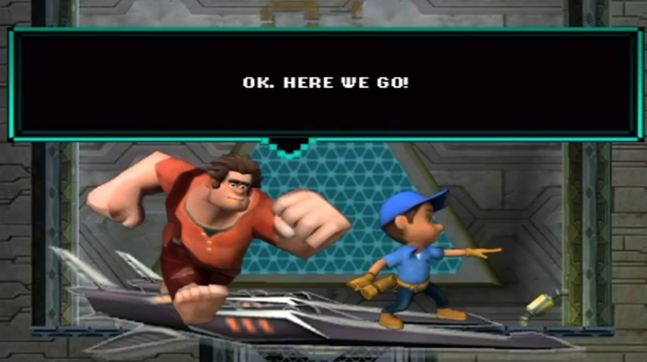 Wreck It Ralph Video Game Disney Wiki