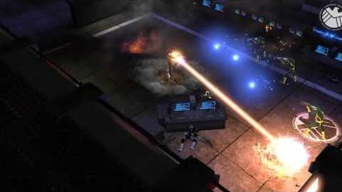 Marvel Heroes Powers Clip - Iron Man - Channeled Repulsors