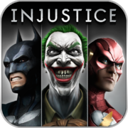 Injustice App Picture