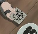 Papel de Invocación de Sasuke