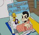 Dr. Shapiro vs. Plaque-Ula